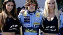 Alonso named best F1 driver of 2008