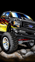 Mickey Thompson Ford F-150 for SEMA