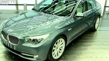 BMW 5-Series GT production version