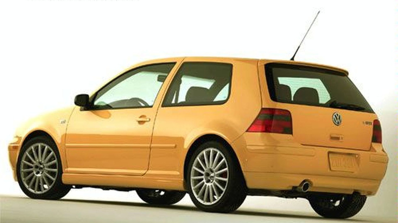 VW GTI 20th Anniversary Edition