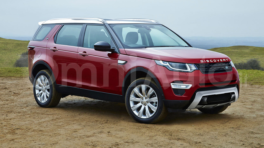 2017 Land Rover Discovery gets rendered