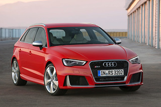 Audi Excites with 367HP RS3 Sportback