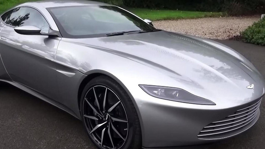 Aston Martin DB10 interior and exterior detailed in new video