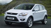 Ford Kuga Concept Revealed Ahead of Frankfurt