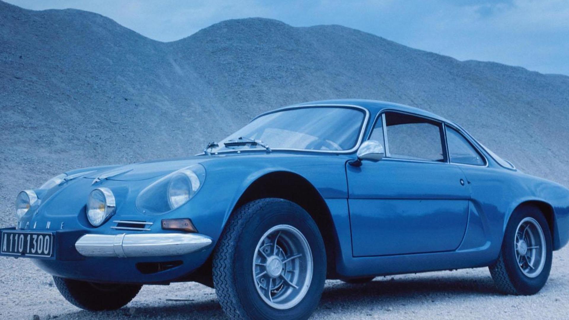 Renault Alpine concept coming to the Monaco Grand Prix - report