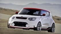 Kia Track'ster Concept revealed