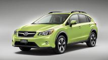 Subaru XV Crosstrek Hybrid and performance concept confirmed for New York Auto Show debut