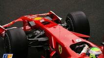 Ferrari Debuts Radical Front Wing