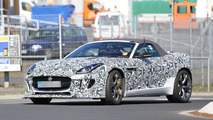 2015 Jaguar F-Type R Roadster spy photo