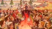 Ecclestone celebrates Todt marriage in Xmas card