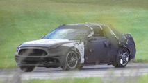 2015 Ford Mustang spy photo 21.08.2013