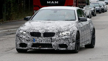 2014 BMW M4 Convertible spy photo