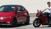 Honda Civic Type S Fireblade Replica