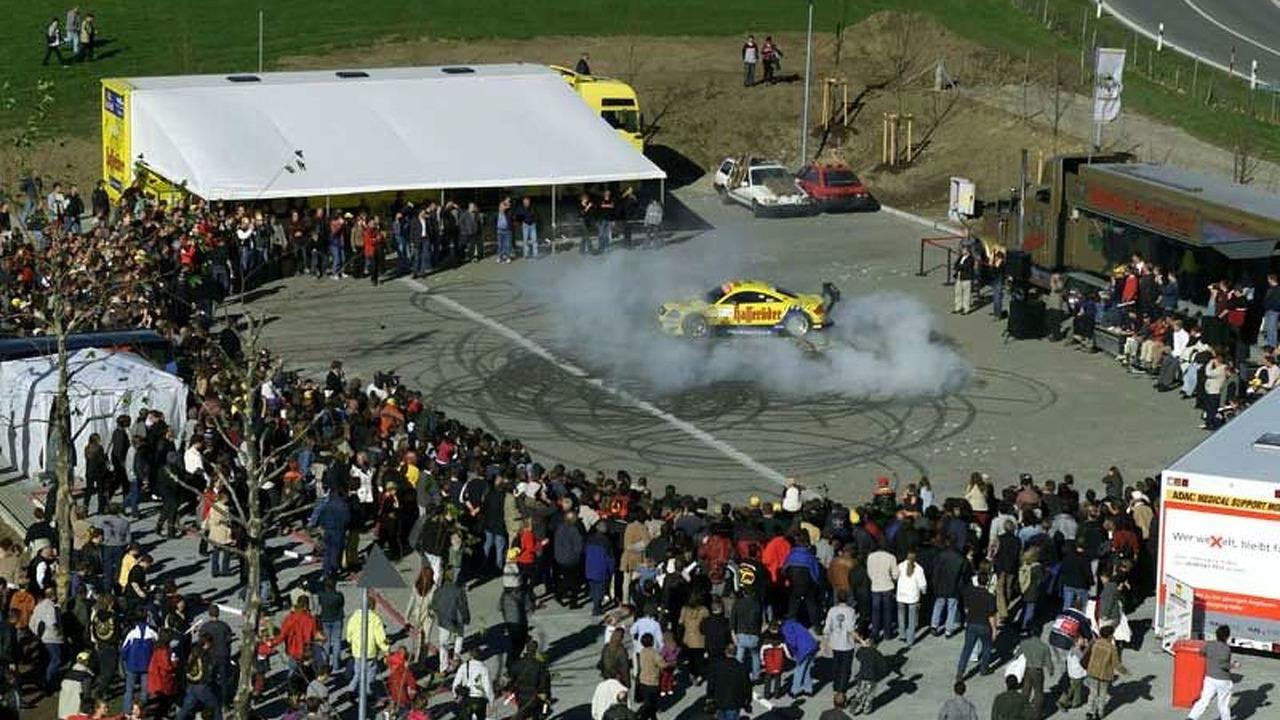 Johann Abt Racing Show 2002