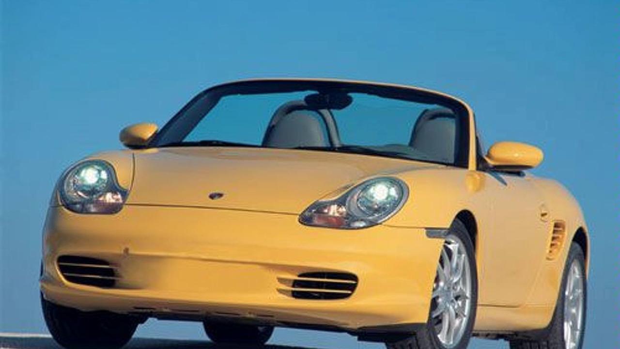 2003 Porsche Boxter