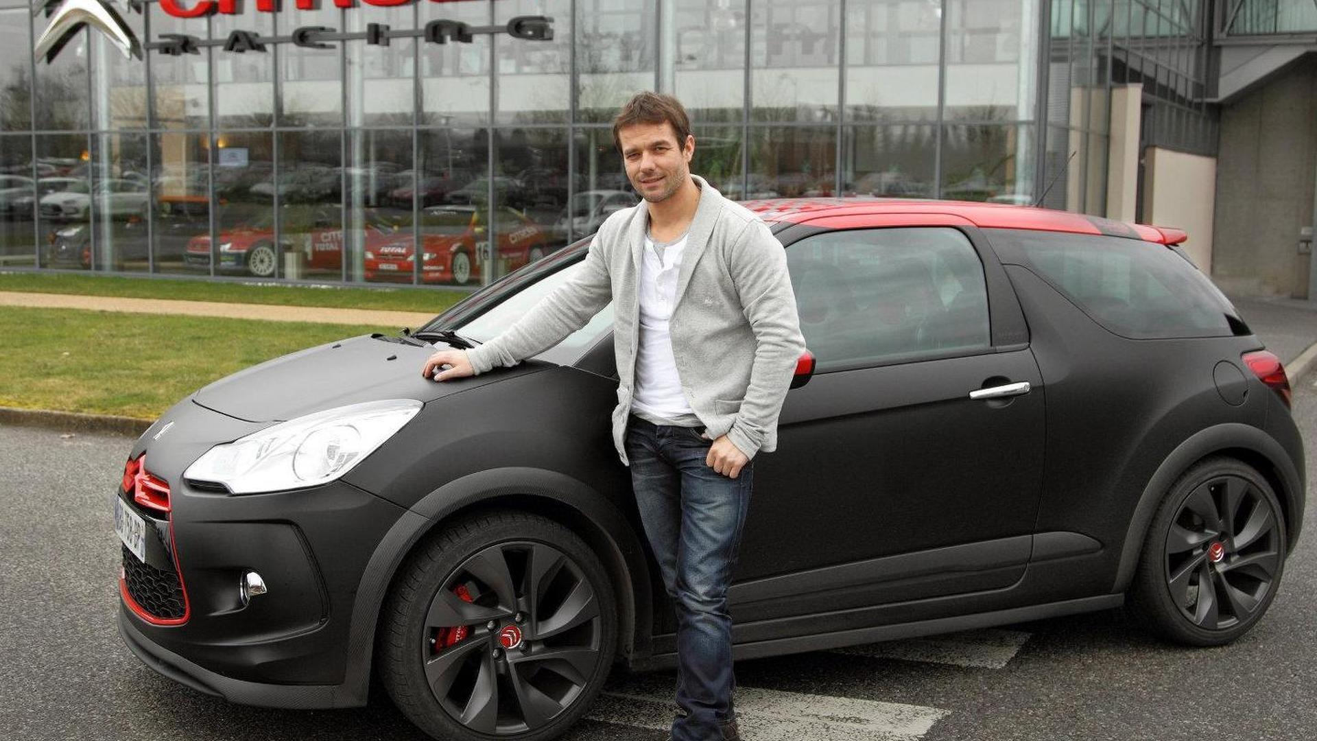 Citroen Geneva debuts - DS3 Racing Sebastien Loeb edition