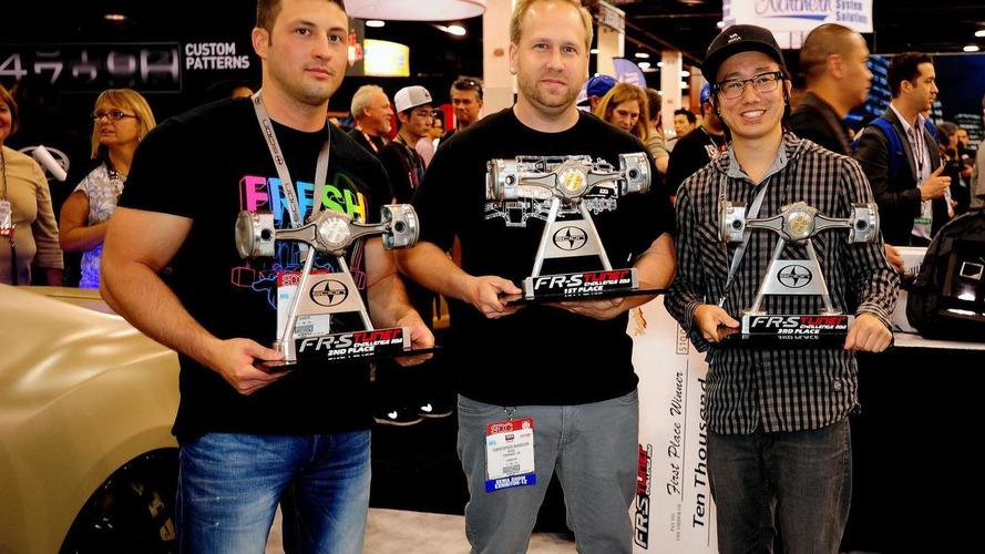 Scion FR-S Tuner Challenge winner announced at SEMA