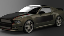 Ford unveils three Mustang proposals for SEMA contest