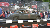 Jaguar Heritage Racing at the 2012 Mille Miglia 18.5.2012