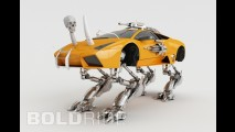 Monster Lamborghini Concept by Claudio Bellosta