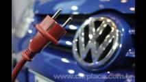 Volkswagen mostra o Golf Twin Drive - Híbrido tem motor elétrico e à diesel