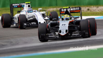McLaren 'could cause issues' in Force India - Williams battle