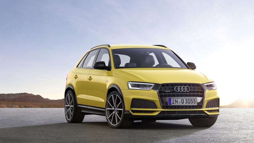 Audi Q3 facelift arrives in UK with Black Edition range topper, starts at £26,600