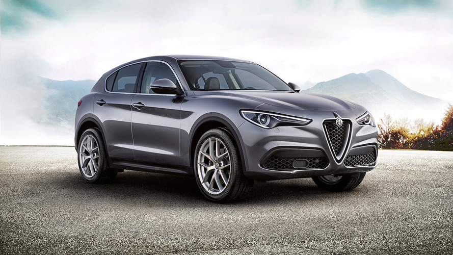 Alfa Romeo Stelvio First Edition starts at €57,300