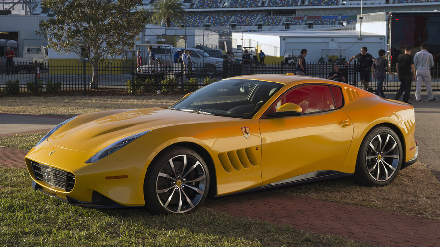 Ferrari SP275 RW Competizione is the latest one-off prancing horse [25 Photos]