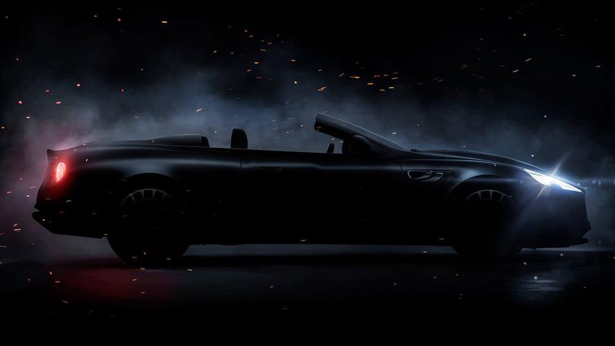 Droptop Kahn Vengeance to breathe new life into DB9 Volante