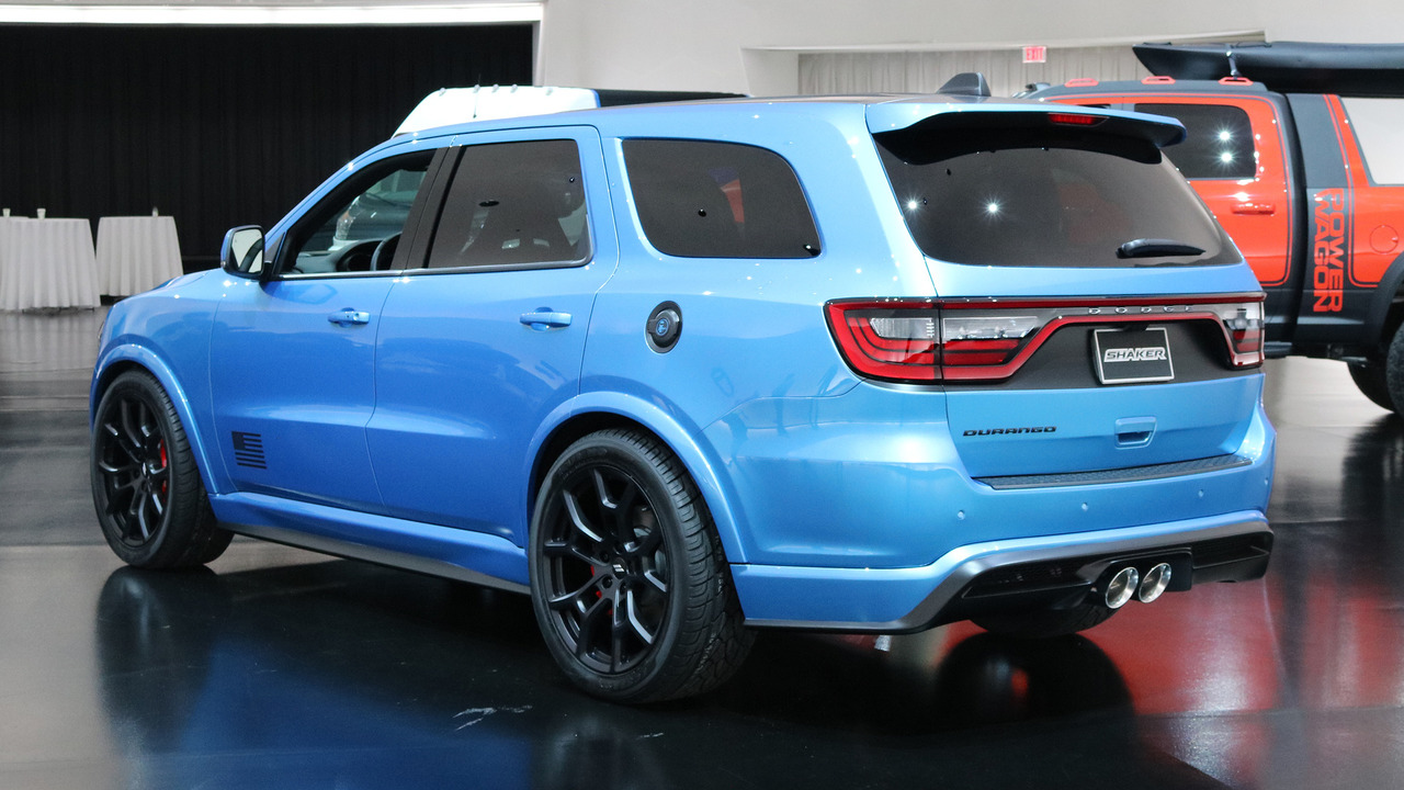 Dodge durango club