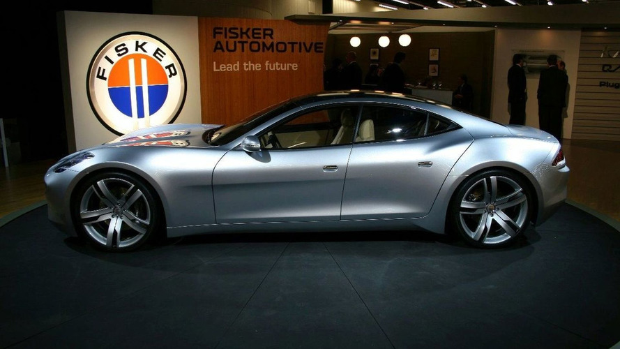Fisker Karma Confirmed for Europe