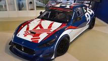 2013 Maserati GranTurismo MC Trofeo
