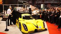 Radical RXC Coupe introduced at Autosport International 2013