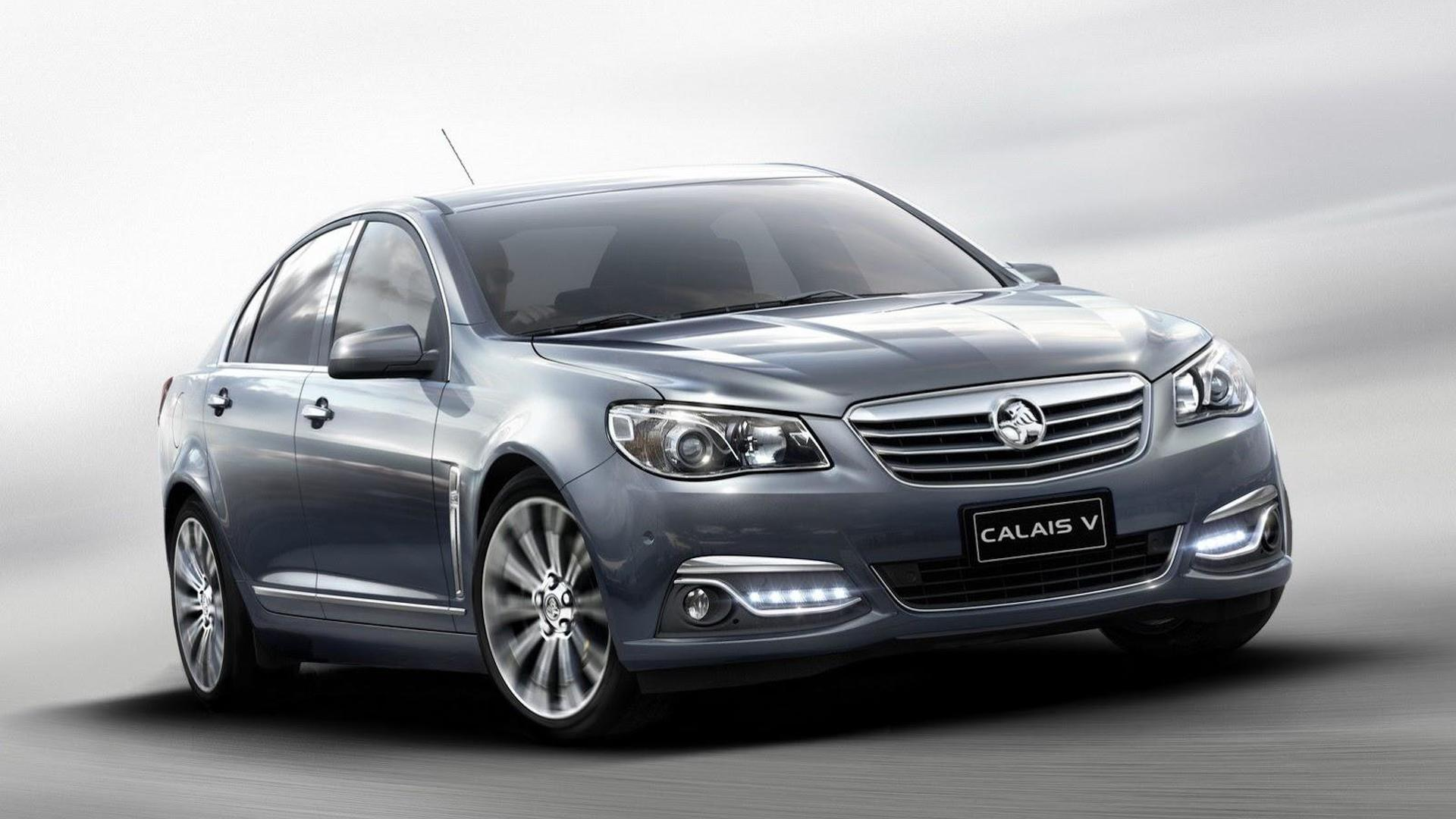 2017 Holden Commodore to be a Chinese-built front-wheel drive sedan with a four-cylinder engine - re