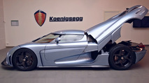 Koenigsegg Regera with Autoskin feature