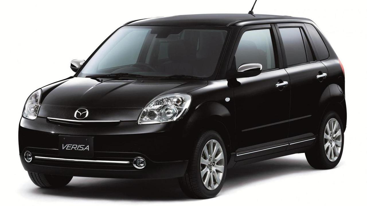 2013 Mazda Verisa