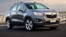 Holden Trax LTZ Turbo announced