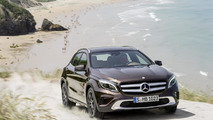 Mercedes rules out moving further down market