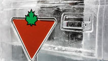 Canadian Tire Ice Truck