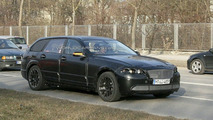 2010 BMW 5 Series Wagon Spy Photos