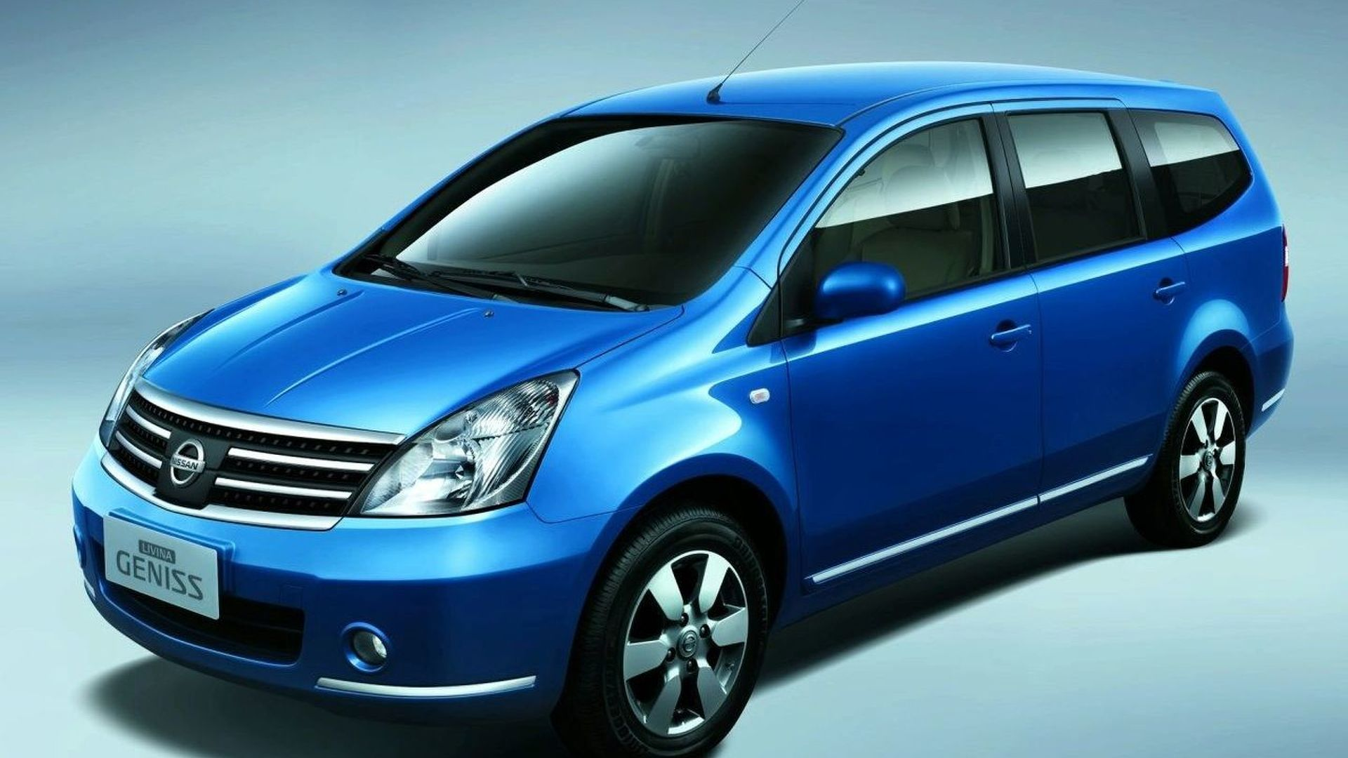 Nissan Livina Launched in Taiwan
