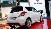 Suzuki Swift Sport debuts in Frankfurt
