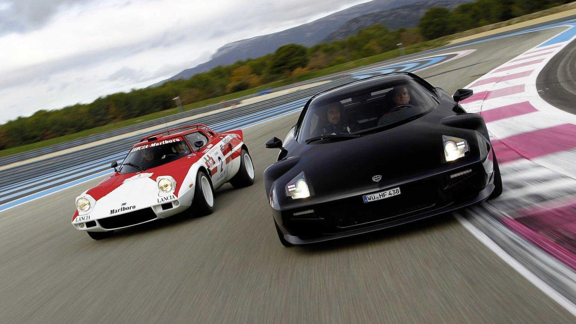Ferrari blocks Lancia Stratos revival