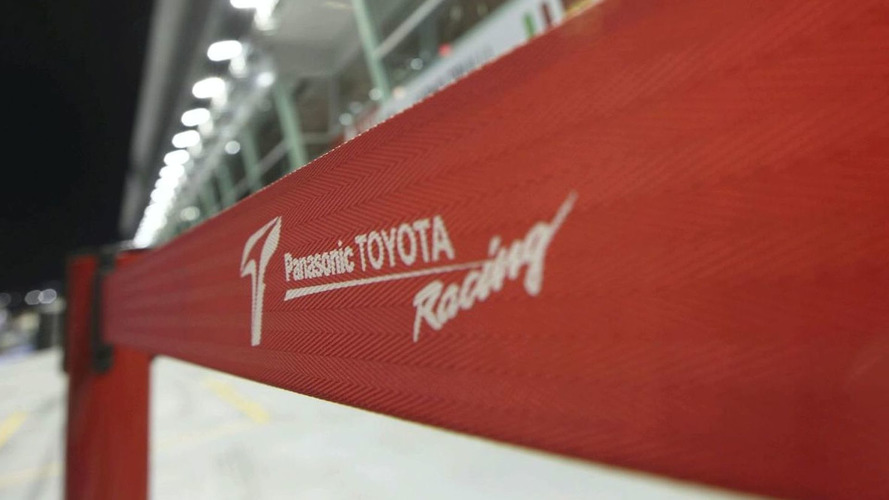 Toyota 'committed to F1' through 2012 - spokesman