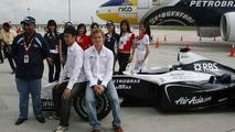 F1 Lotus owner launches GP2 team