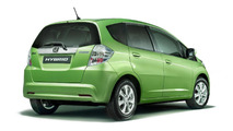 Honda Fit / Jazz Hybrid first photos released - debut in Paris
