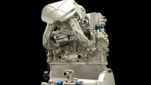 Ilmor 700cc five-stroke petrol turbo engine