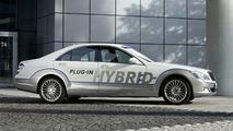 Mercedes-Benz Vision S 500 Plug-in HYBRID Concept