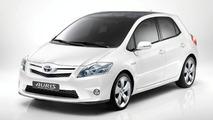 Toyota Auris HSD Full Hybrid Concept